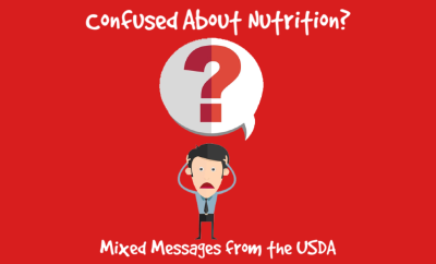Day 27 - Mixed Messages about Nutrition